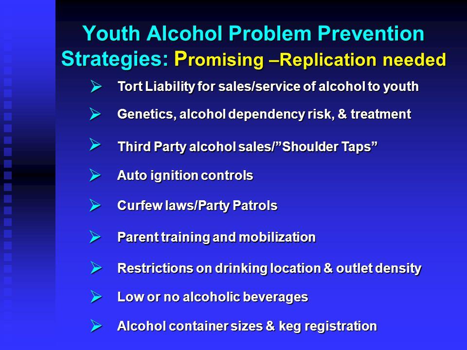 Third Party alcohol sales/ Shoulder Taps