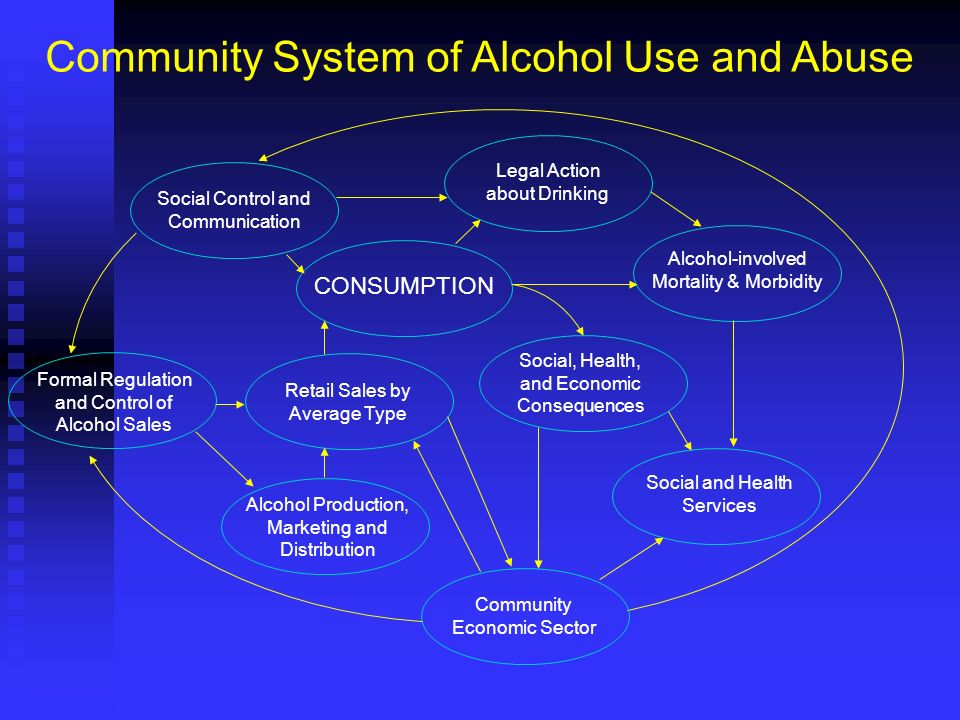 Community System of Alcohol Use and Abuse
