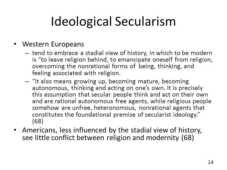 Ideological Secularism