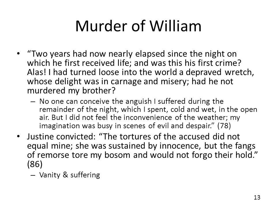 Murder of William