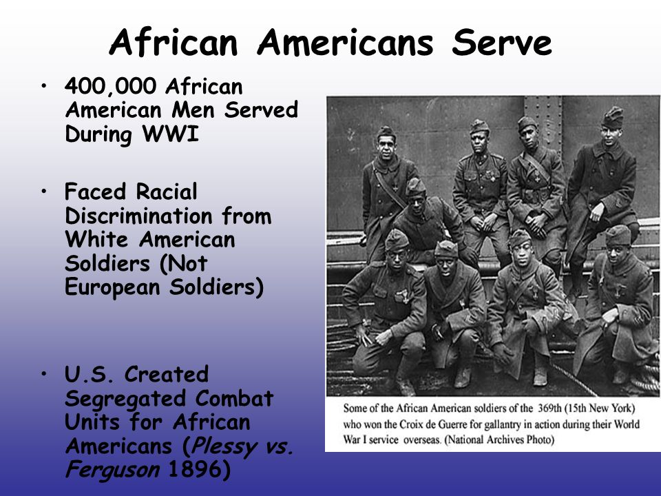 discrimination of the african american soldiers Facts, information and articles about african americans in the civil war, from black history african americans in the civil war summary: african-americans served in the in the civil war on both the union and confederate side in the union army, over 179,000 african american men served in over 160 units, as well as more serving.