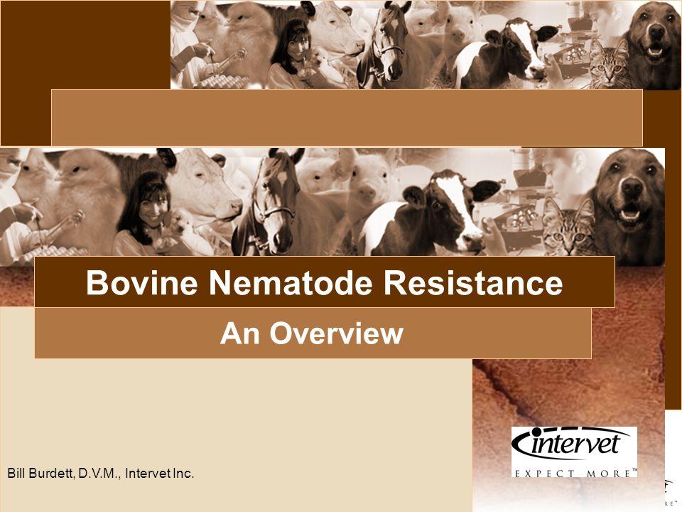 Bovine Nematode Resistance