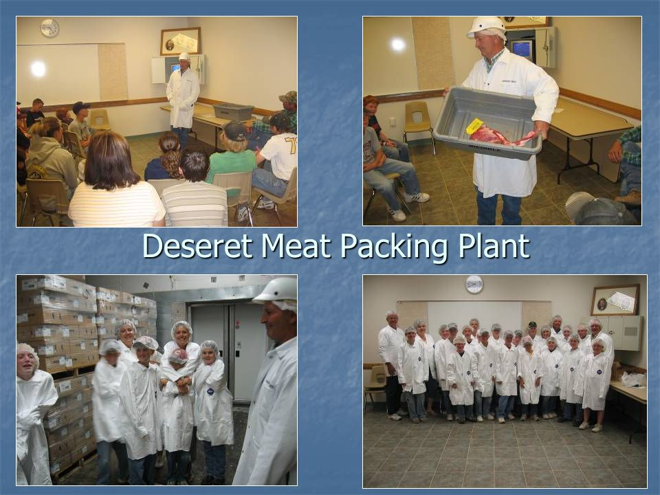 Deseret Meat Packing Plant