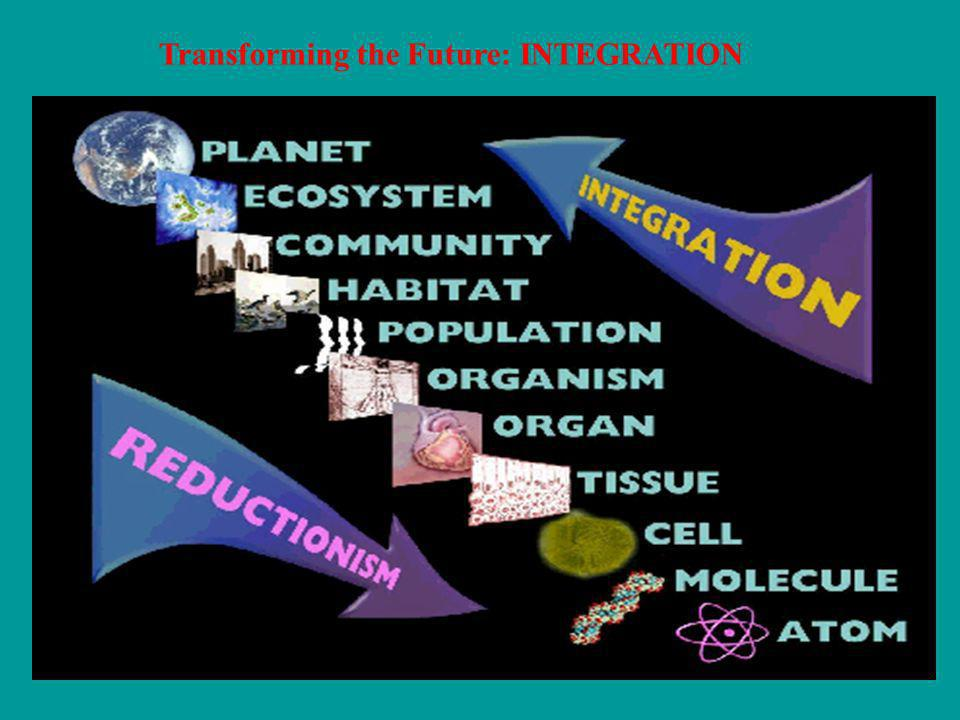 Transforming the Future: INTEGRATION