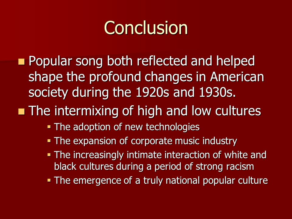 Popular Music in 1900 Race and Romance. - ppt video online download