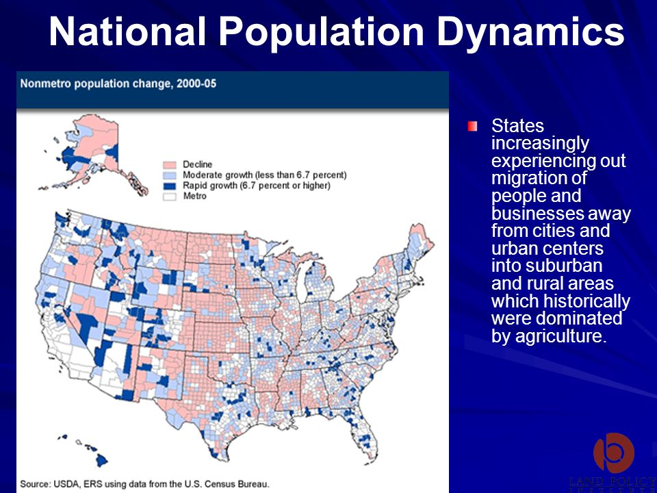 National Population Dynamics