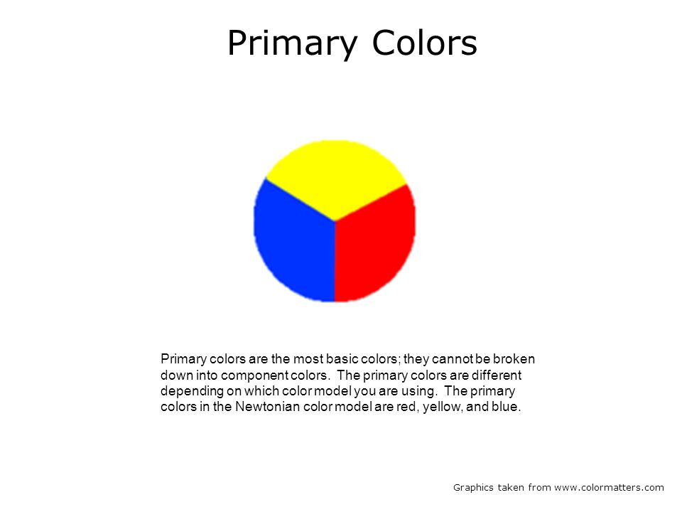 10 Basic Colors what is color? color is the light reflected from a surface. - ppt