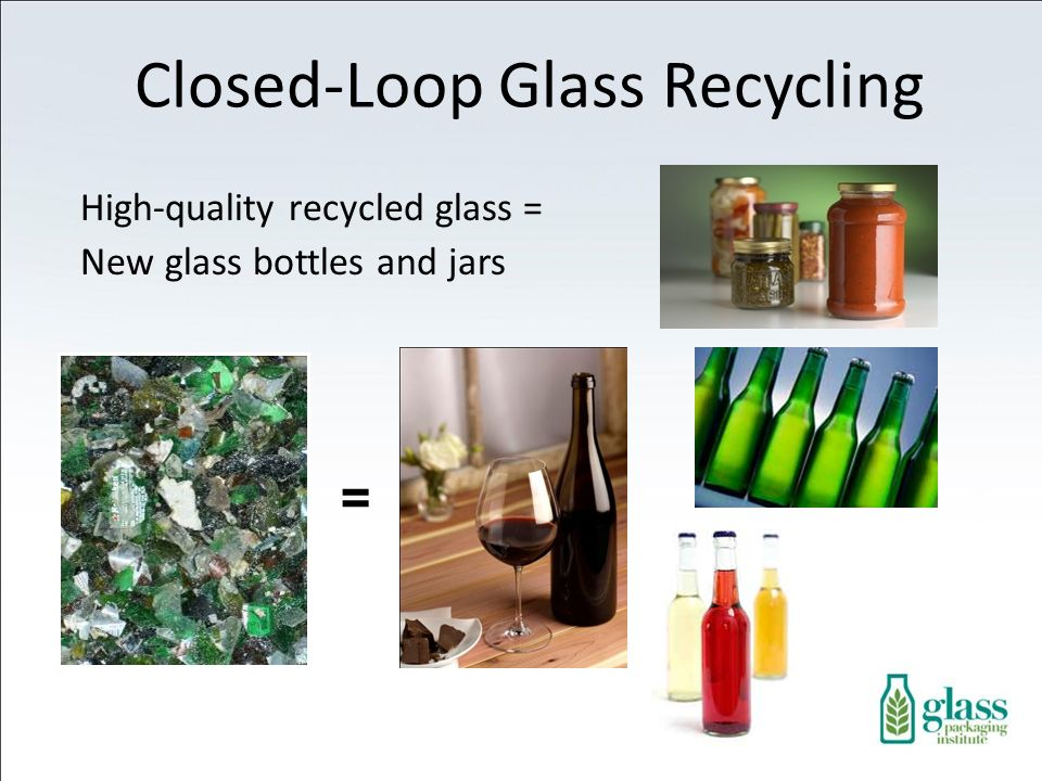 Closed-Loop Glass Recycling