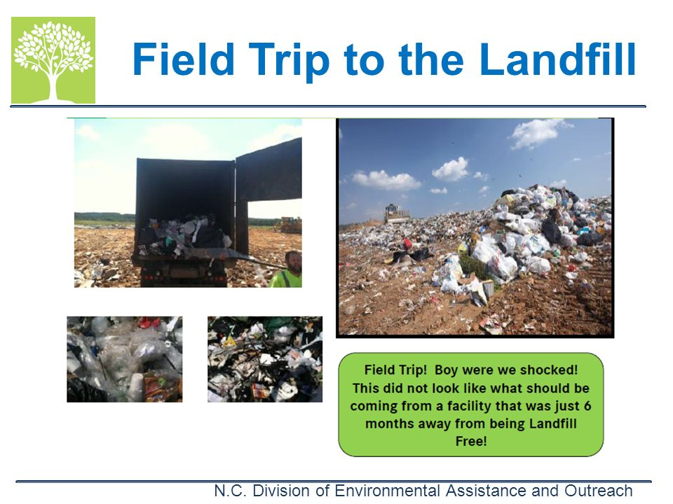 Field Trip to the Landfill