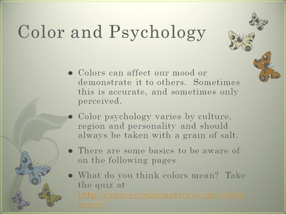 Color Theory Ppt Video Online Download