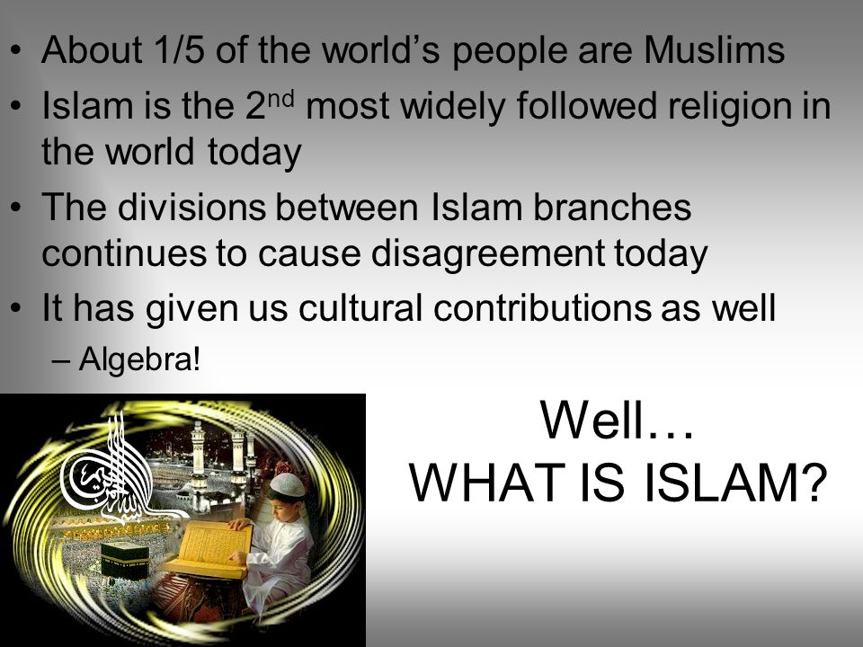 Image Result For Islam Locationa