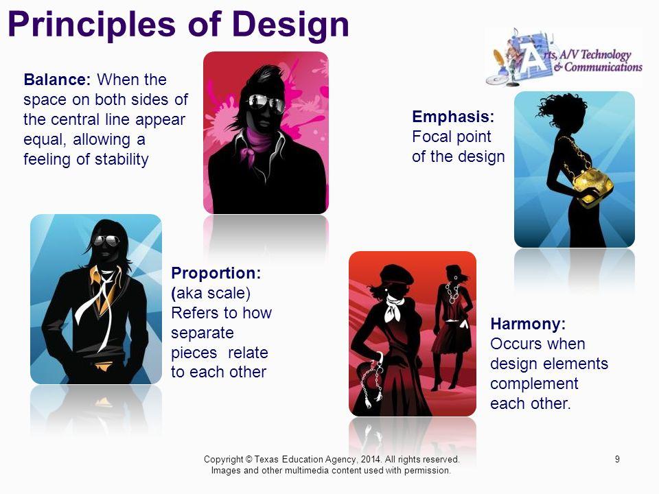 9 Principles Of Design : Fashion illustration ppt video online download