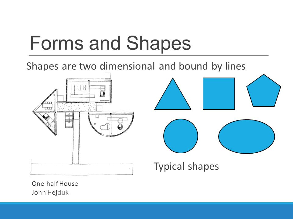 Lines Shapes And Forms : Applications of technology ppt download