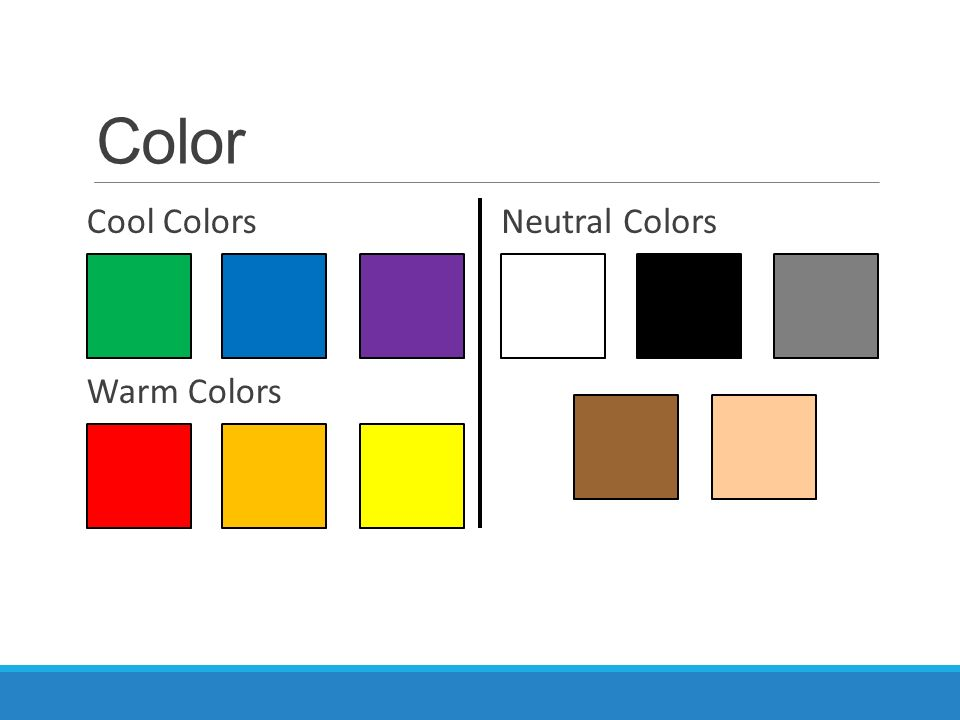 Applications of technology ppt download for Warm neutral paint colors