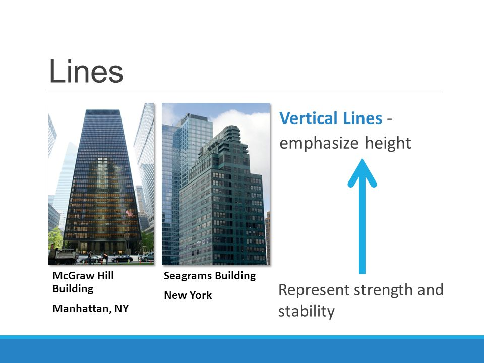 Applications of technology ppt download for Seagram building ppt