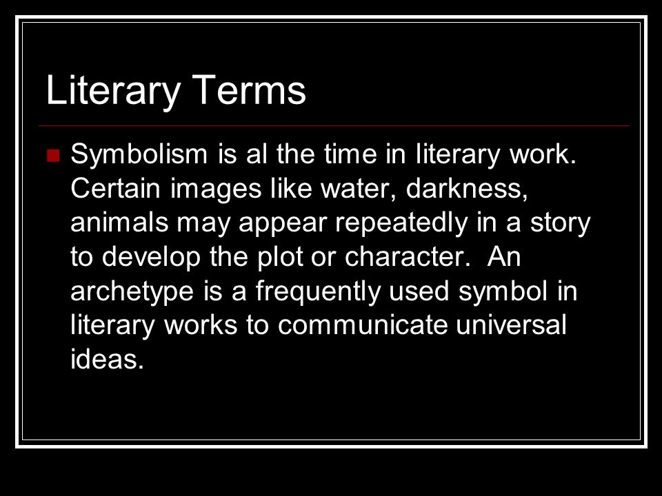 the use and symbol of bear in literary works Bear symbol learn about the symbolic meaning of the bear an easy guide to the most common animal symbols - meaning and history.
