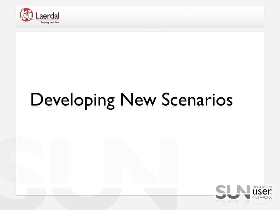Developing New Scenarios