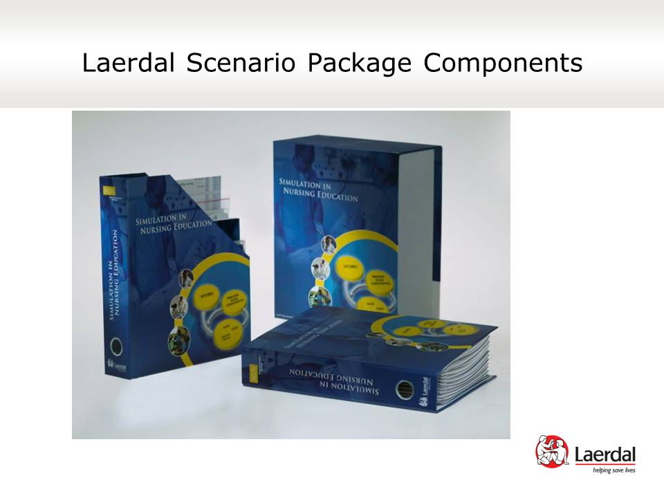 Laerdal Scenario Package Components