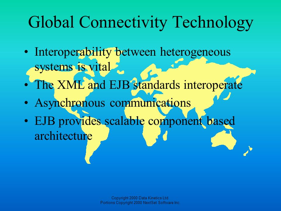 Global Connectivity Technology