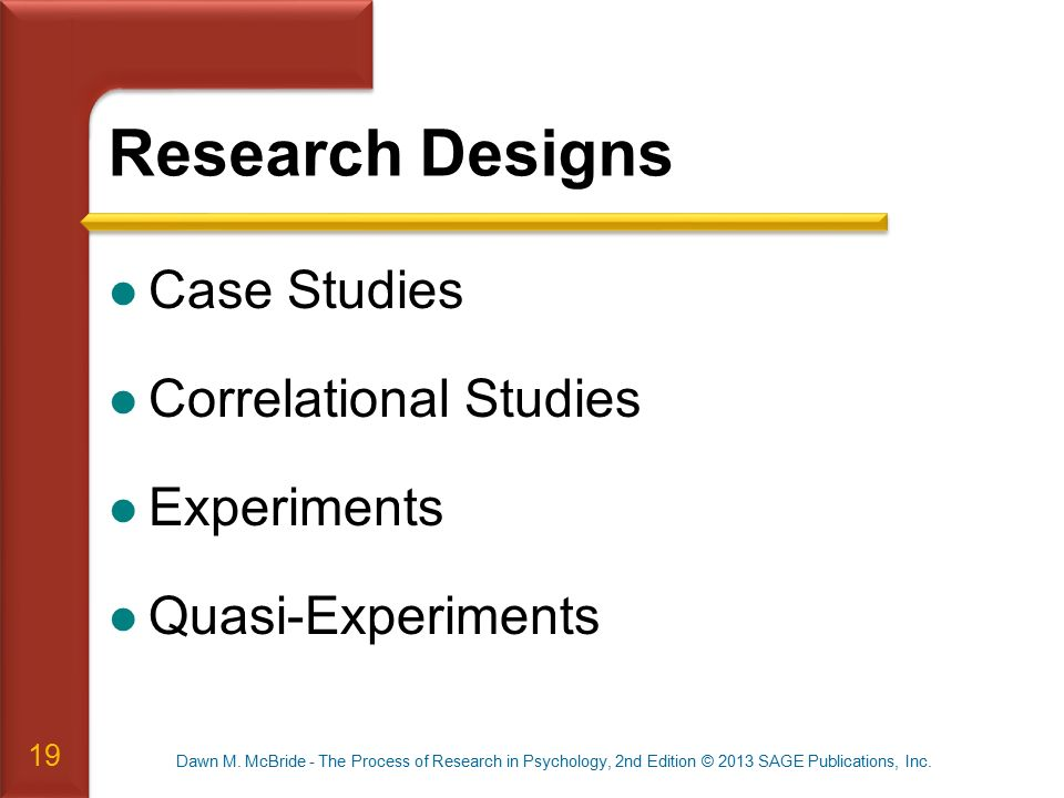 correlational method of research What is correlational research correlational research is a type of nonexperimental research in which the researcher measures two variables and assesses the.