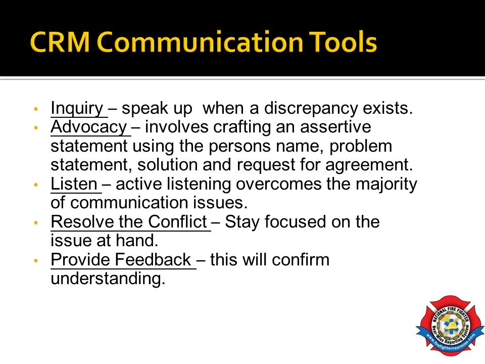 CRM Communication Tools
