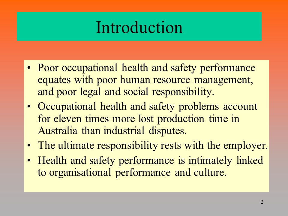 appraising safety performance occupational hazards and The appraising performance simulation is designed to help supervisors and managers breathe new life into their performance appraisals, making them valuable tools for directing the performance of their employees throughout the entirety of the year.