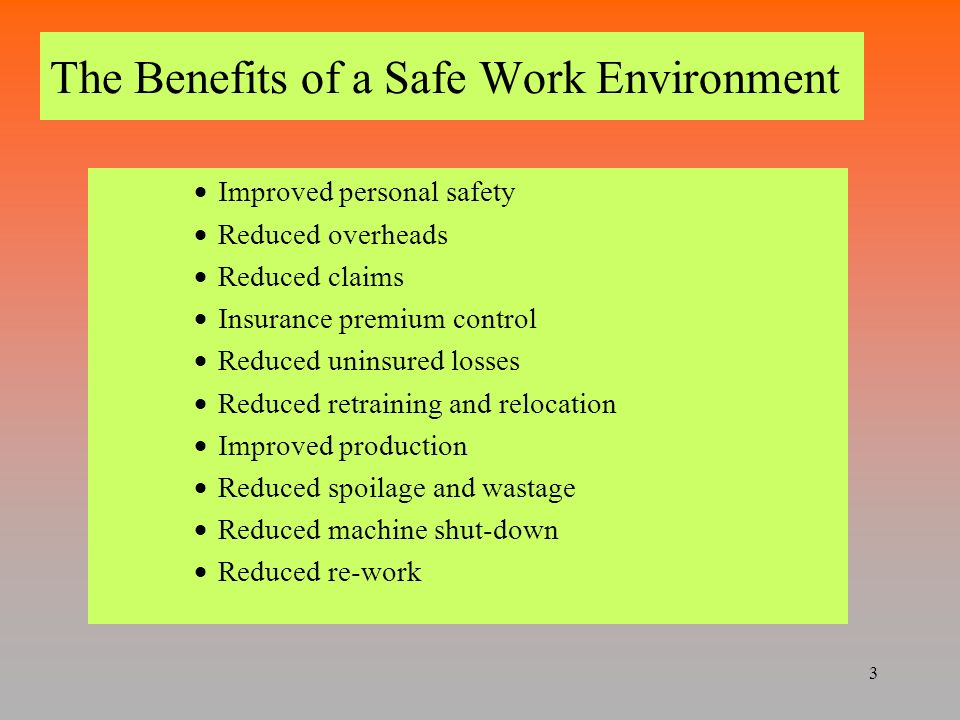 Employee Health And Safety Ppt Video Online Download