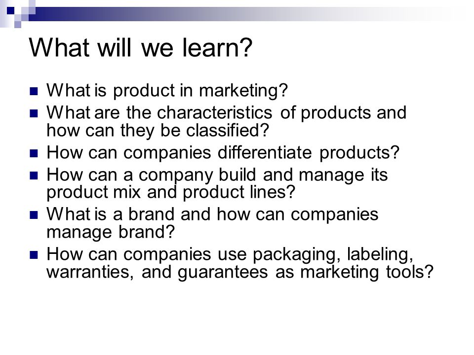 learning about the marketing of a product In parallel with the product manager leading the product's development, the  product marketing manager will be responsible for learning the product's strategy ,.