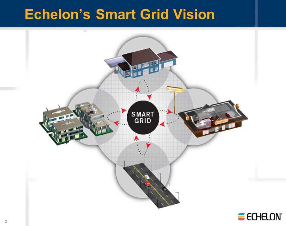 Echelon's Smart Grid Vision