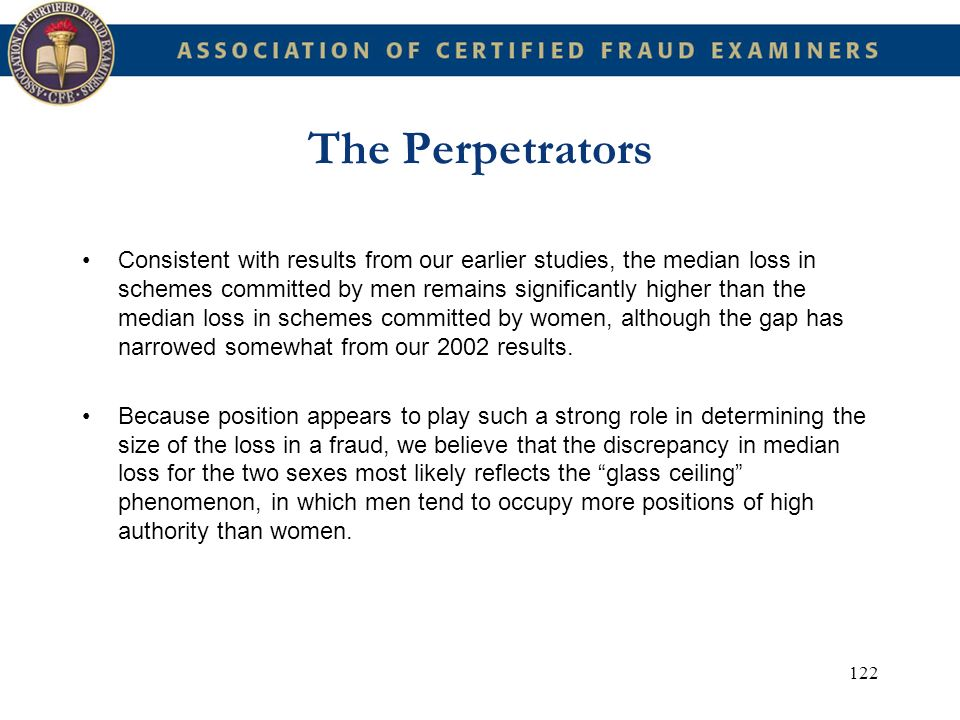 The Perpetrators