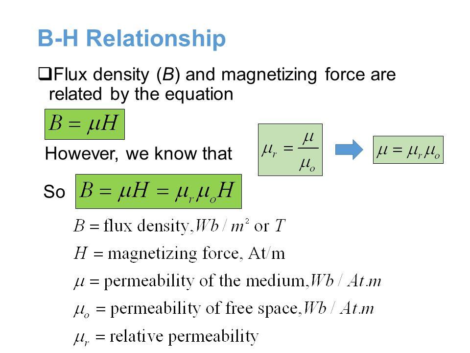 magnetic flux density formula - photo #22