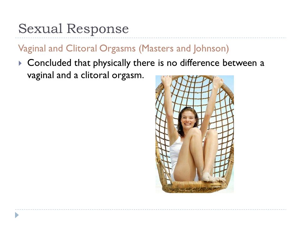 Difference Between Clitoral Orgasm And Vaginal Orgasm