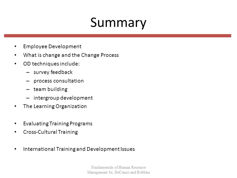 Strategy for Human Resource Management Lecture ppt download
