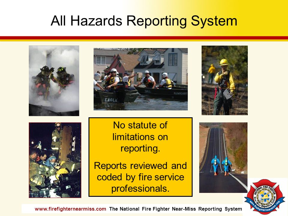 All Hazards Reporting System