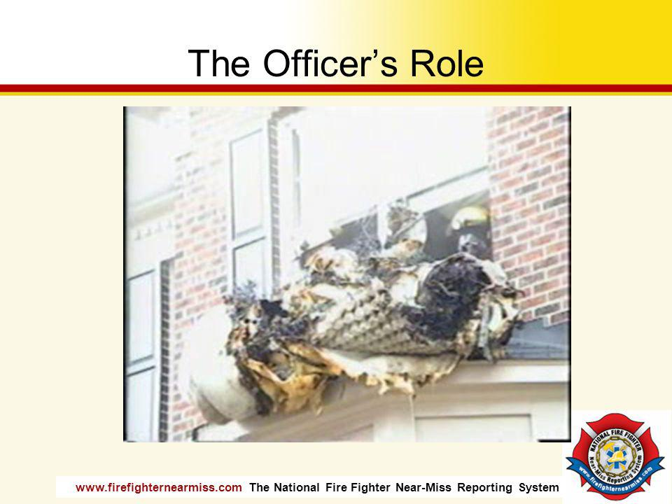 The Officer's Role