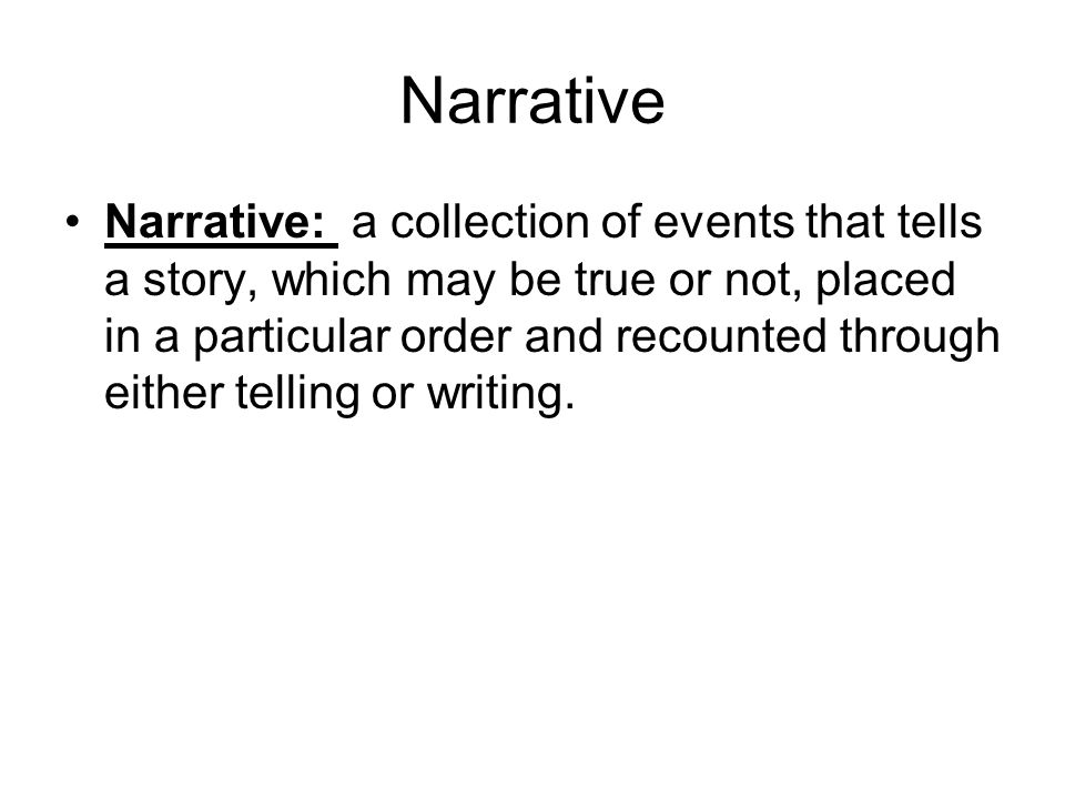 behavior theory and narritive theory compared (click here for more information on aristotelian theory) formulaic narrative structure compared a roving sound camera very.