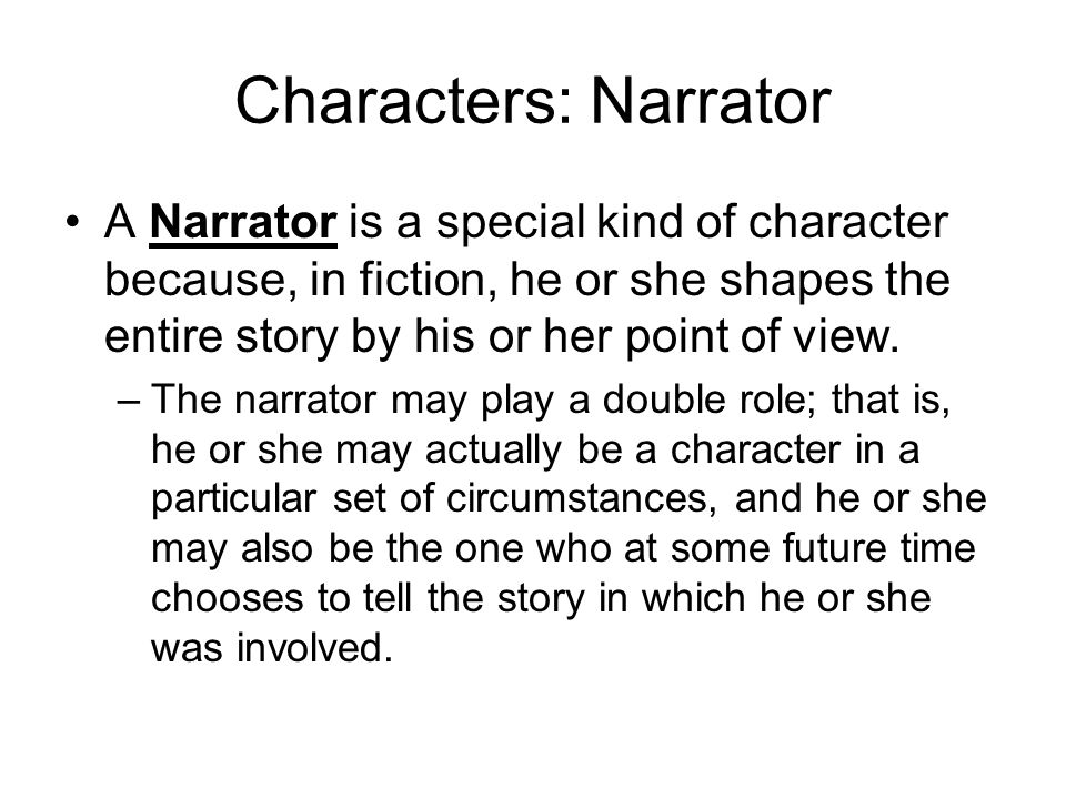 the analysis of the narrative point Exercise 10 - text analysis exercise 11 - job  exercise 17 - short story  exercise 18 -  narrator and point of view (easy novel guide.