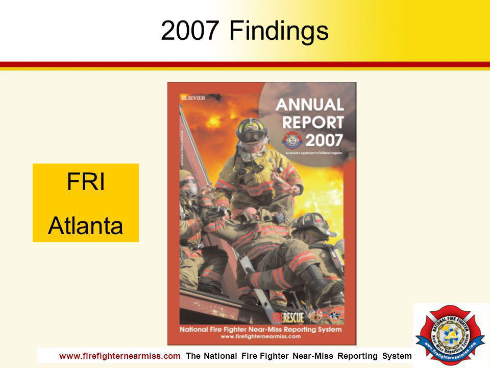 2007 Findings FRI Atlanta
