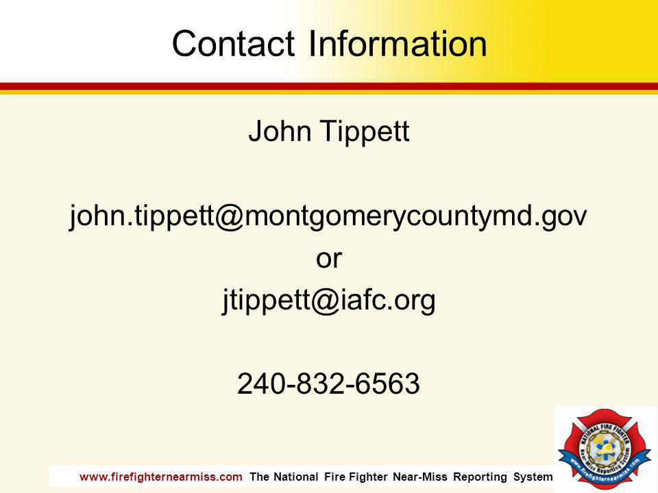 Contact Information John Tippett. john.tippett@montgomerycountymd.gov.