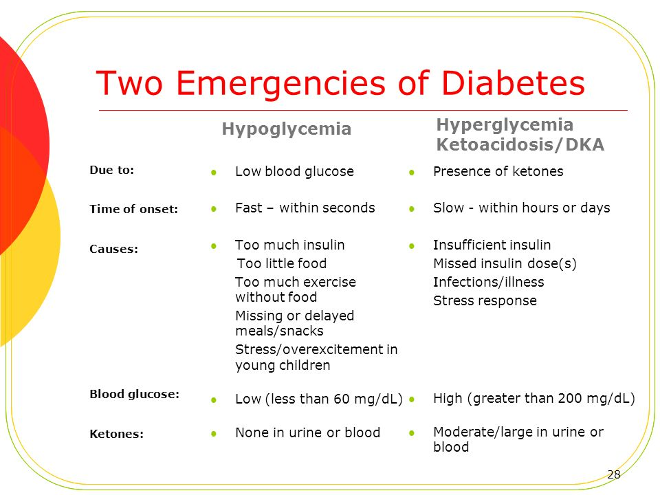 an overview of the causes of diabetes a dangerous illness Extremely high blood sugar levels also can lead to a dangerous complication called hyperosmolar syndrome hyperosmolar syndrome is the first sign that a person has type 2 diabetes it causes confused thinking, weakness diabetes is a lifelong illness.