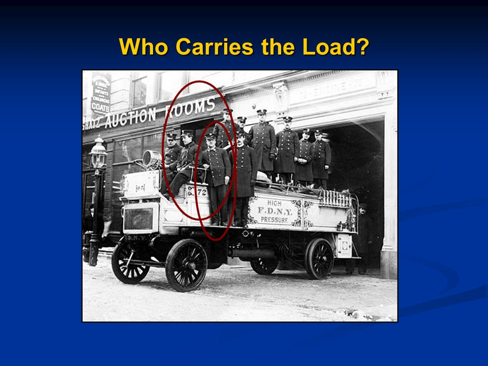 Who Carries the Load