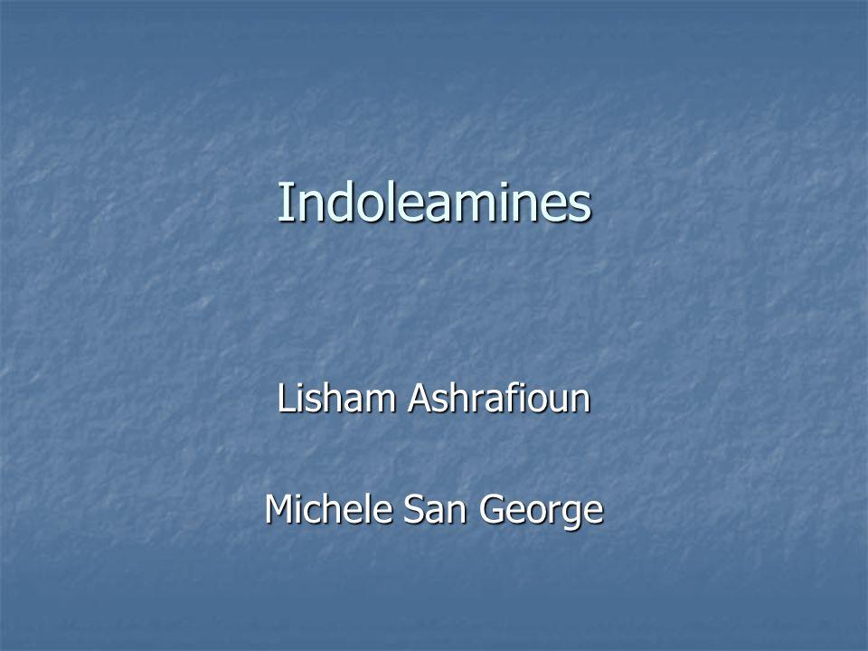Lisham Ashrafioun Michele San George