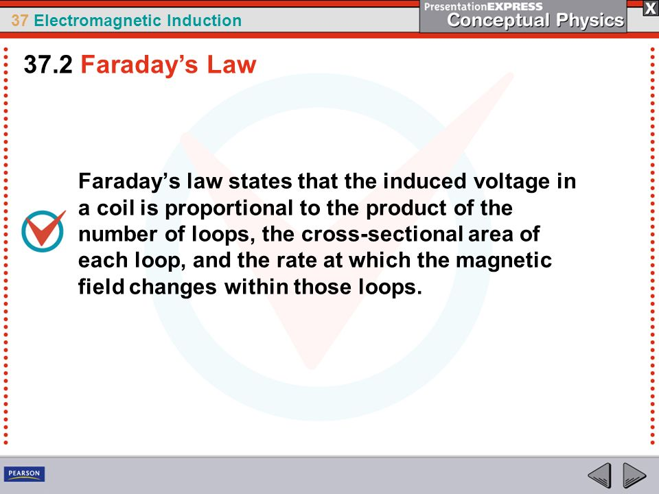 37.2 Faraday's Law