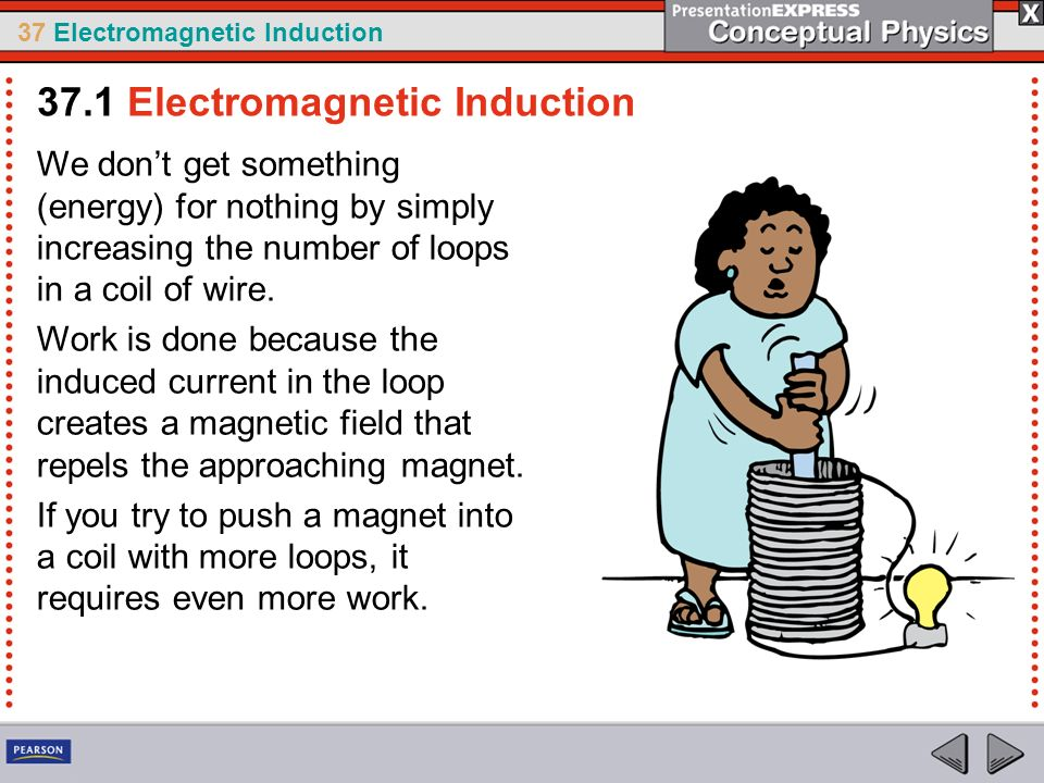 37.1 Electromagnetic Induction