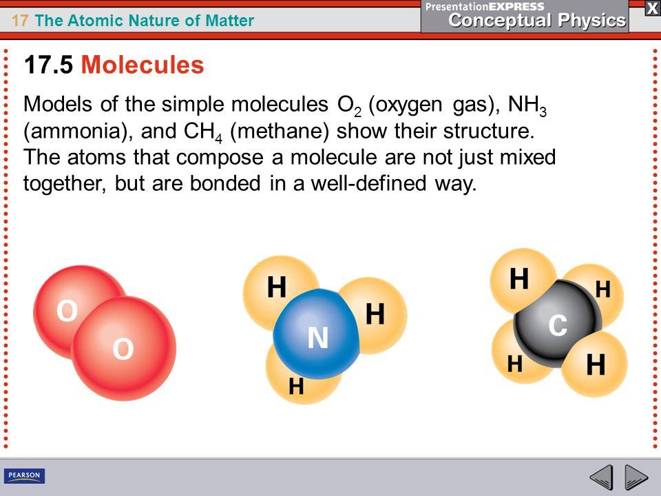 17.5 Molecules