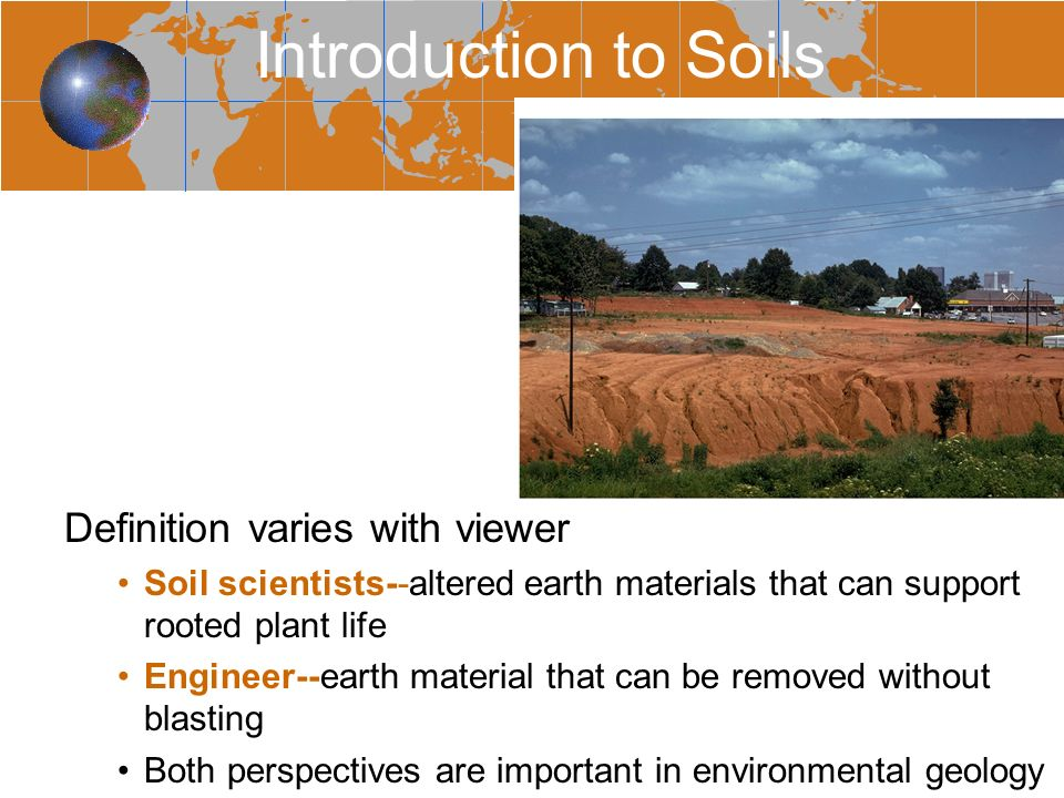 We can save 700 lira by not doing soil testing ppt for Soil definition geology