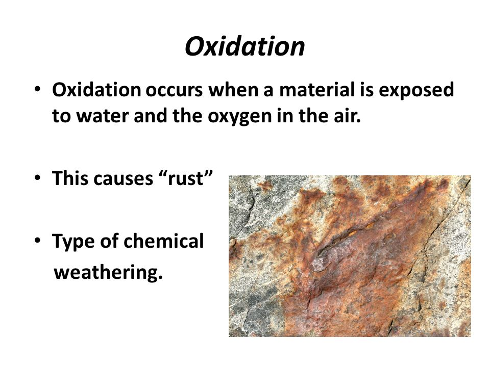 types of chemical weathering pdf