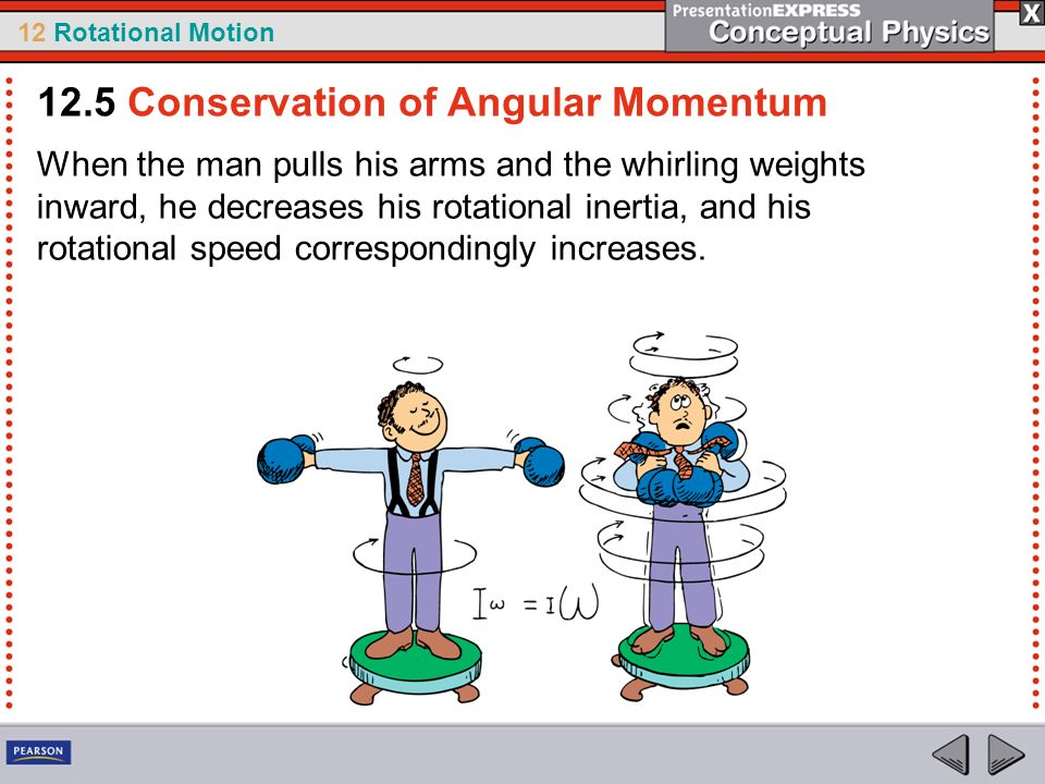 12.5 Conservation of Angular Momentum