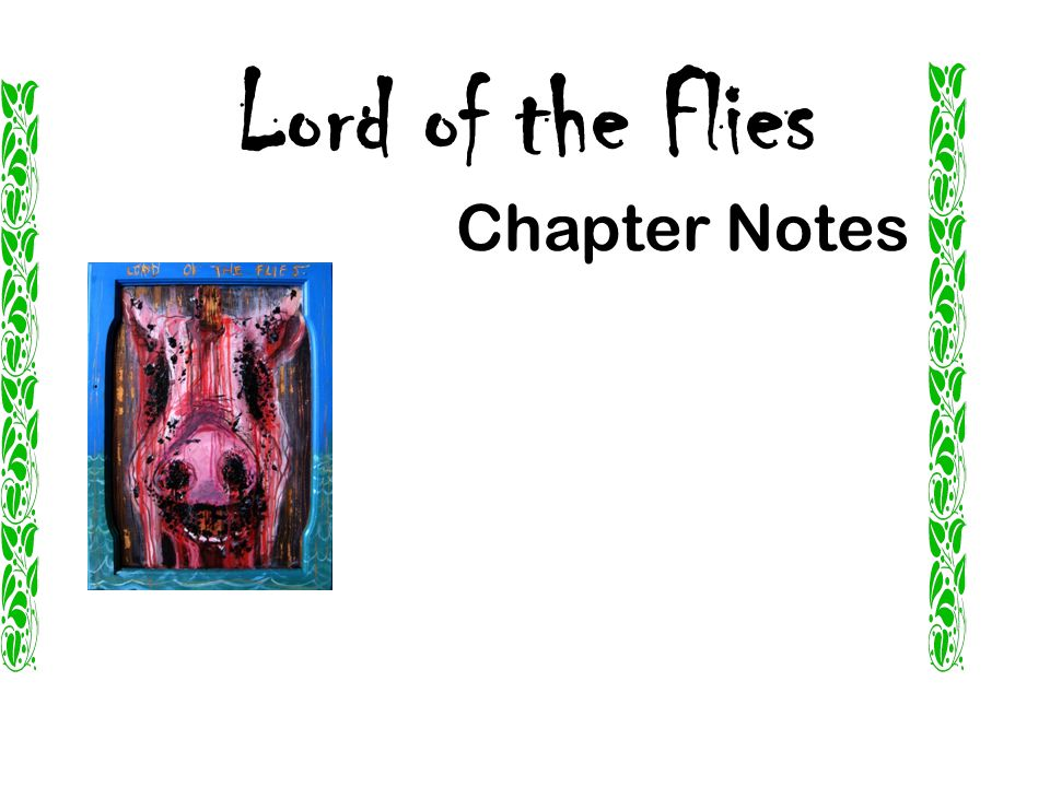 lord flies simon s characterizations chapter 3 After you read each chapter in william golding's lord of the flies, stop and   describe their physical and emotional characteristics  chapter three introduces  simon, who becomes a very important character later in the novel.