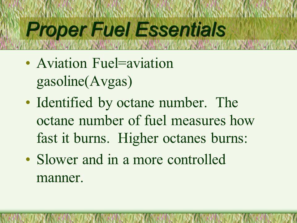 octane number of gasoline fuel pdf